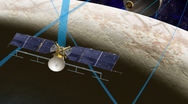 Europa Clipper NASA JPL
