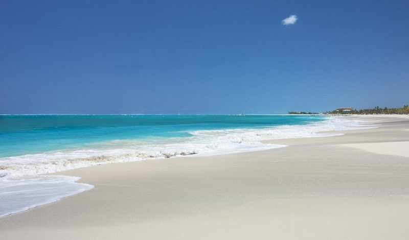 2. Grace Bay, Providenciales, Caraibi (Turks and Caicos)