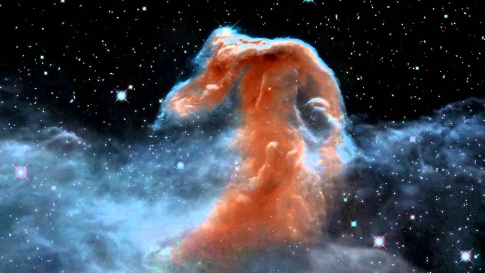 Nebulosa Testa di Cavallo hubble