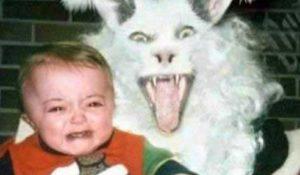 Coniglietti di Pasqua dell'horror: quando il costume è da incubo