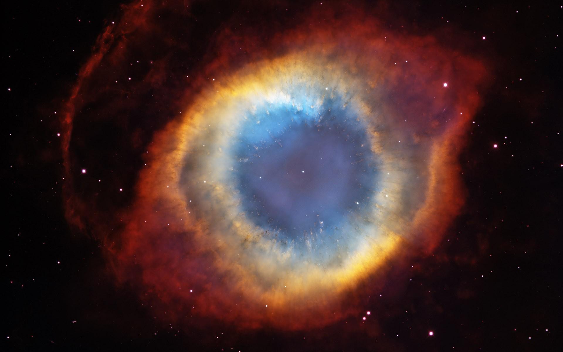 hubble occhio di dio