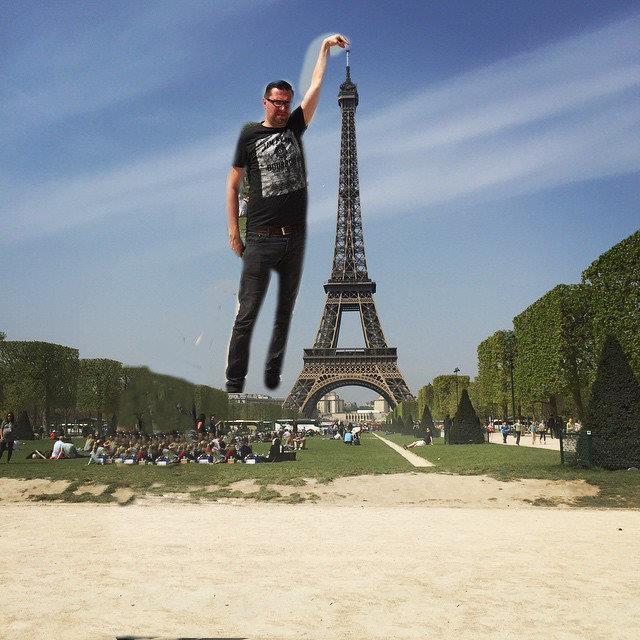 photoshop-tour-eiffel