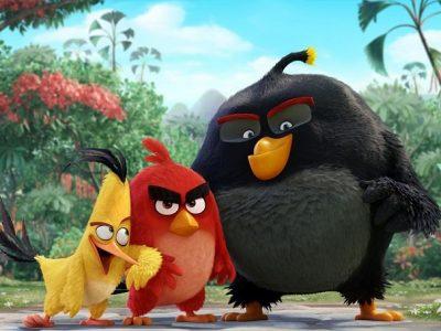 """""""Angry Birds – Il Film"""", rilasciato il primo trailer """"arrabbiato"""""""