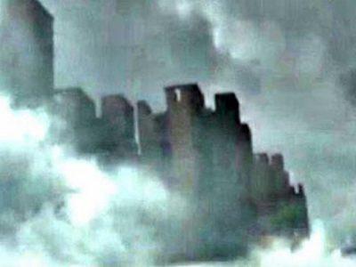 """Cina, avvistata una """"città volante"""": per gli esperti è la Fata Morgana"""