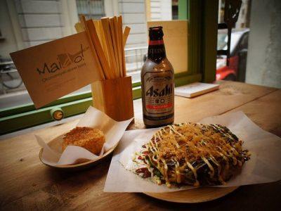 L'Okonomiyaki di Marrabbio arriva a Milano: tutti a cena al Maido, il ristorante di Kiss Me Licia