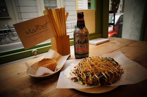L 39 okonomiyaki di marrabbio arriva a milano tutti a cena for Ristorante in baita vicino a me