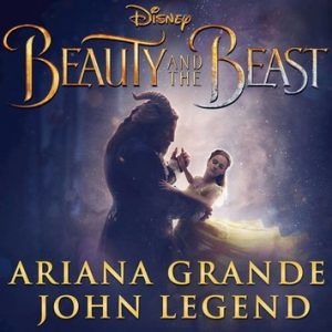 Ariana Grande e John Legend Beauty and the Beast