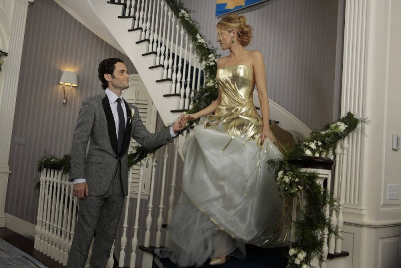 8, Dan and Serena marry
