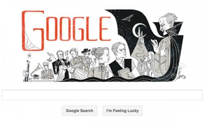 Bram-Stoker-google-doodle