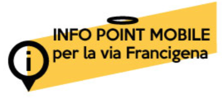 Info Point Mobile per la via Francigena