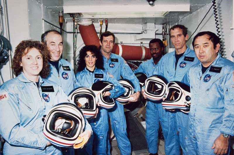 Challenger disaster (1)