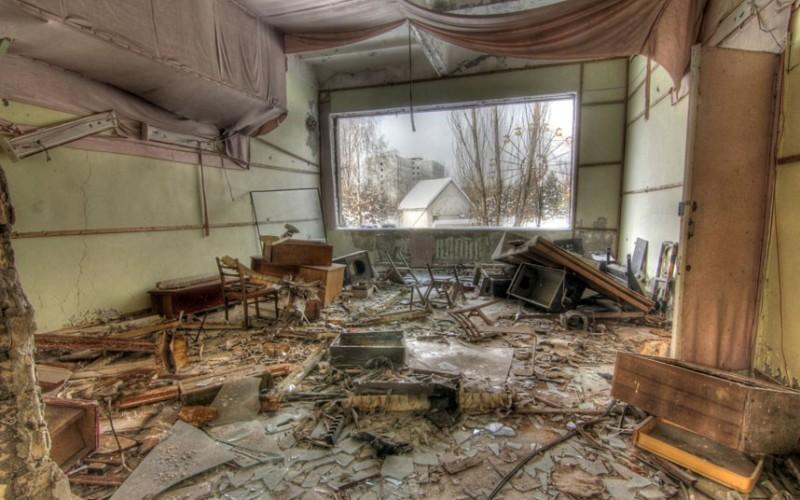 Chernobyl e Pripyat