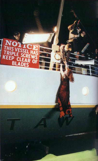 Dietro le quinte del Titanic