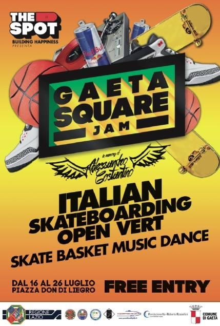 Gaeta Square Jam