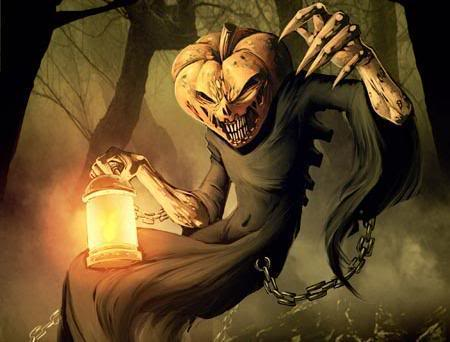 halloween Stingy Jack