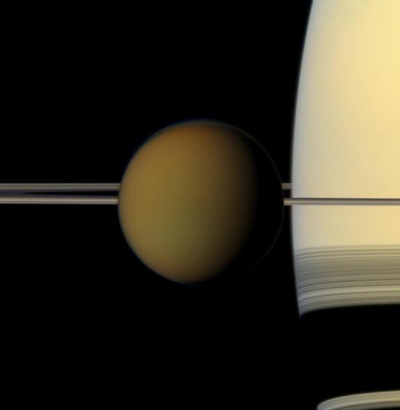 Titano e Saturno