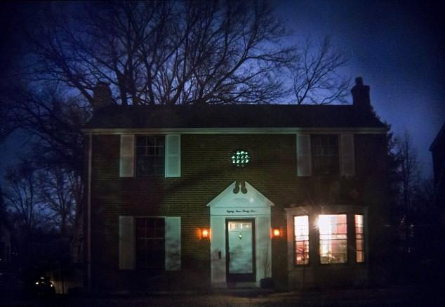 La casa di Roland Doe a Saint Louis nel Missouri
