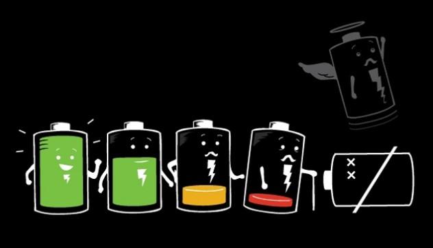 aumentare durata batteria smartphone