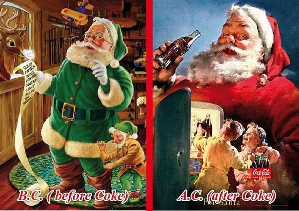 La Storia Vera Di Babbo Natale.Babbo Natale Fatti E Curiosita Sulle Origini Di Un Mito