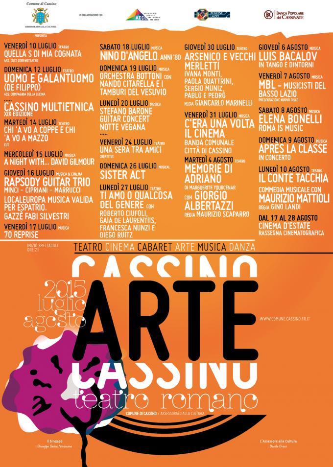 cassino-arte