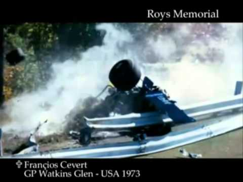 cevert-incidente-f1