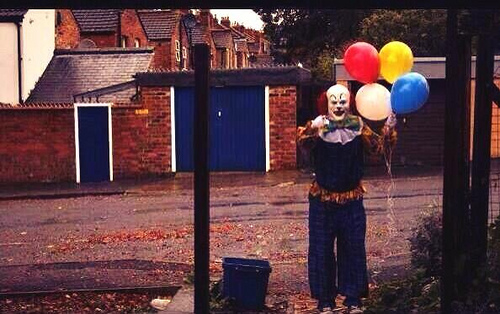 clown it Northampton