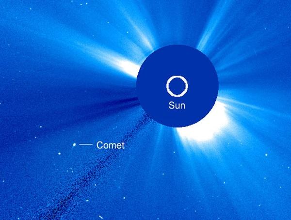 cometa-C2015-D1-soho-sopravvissuta-sole