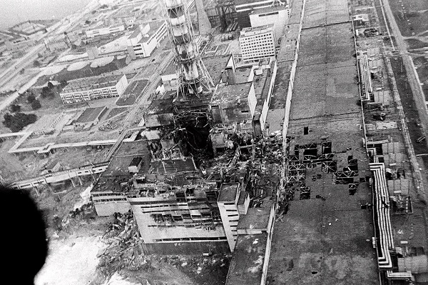 disastro chernobyl