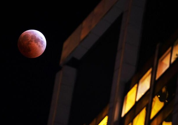 eclissi lunare 2014