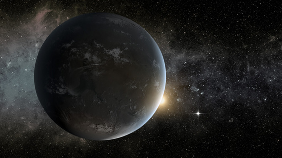 esopianeta Kepler-62f