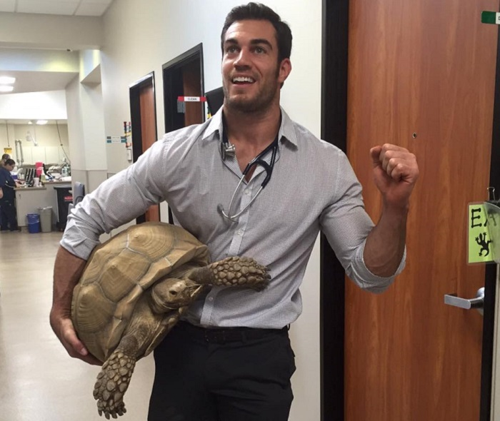 evan antin veterinario
