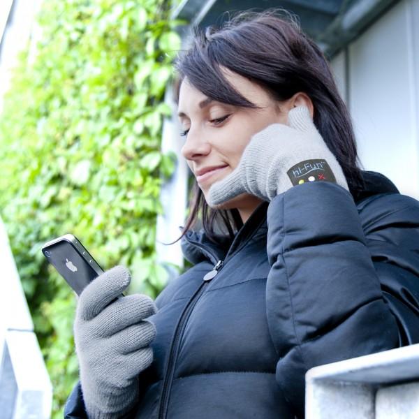 guanti telefono regalo