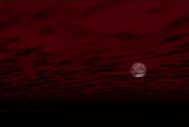 luna eclissi superstizione