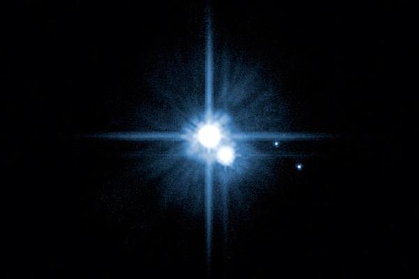 lune plutone nome