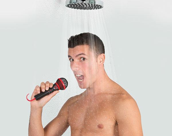 microfono regalo