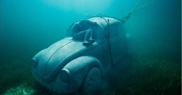 musa museo subacqueo messico