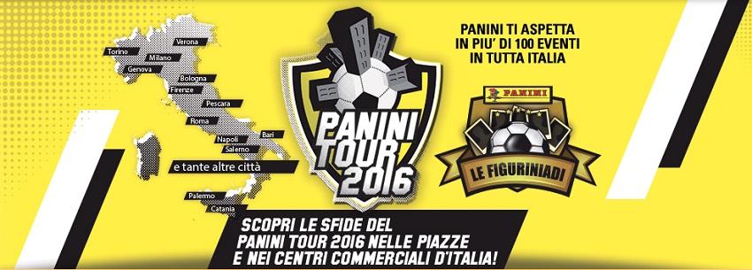 figuriniadi panini TOUR 2016