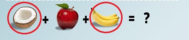 indovinello frutta