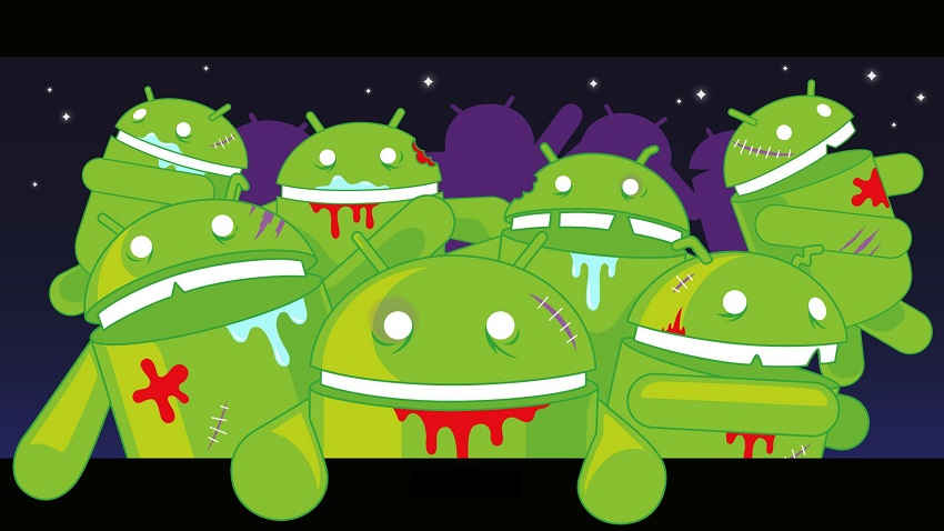 android virus mazar