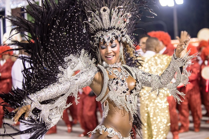 Carnevale Rio de Janerio 2016