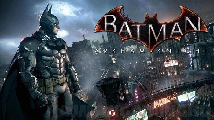 Drago d'Oro Batman Arkham Knight