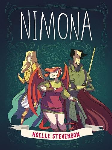 Fumetto Nimona Bao