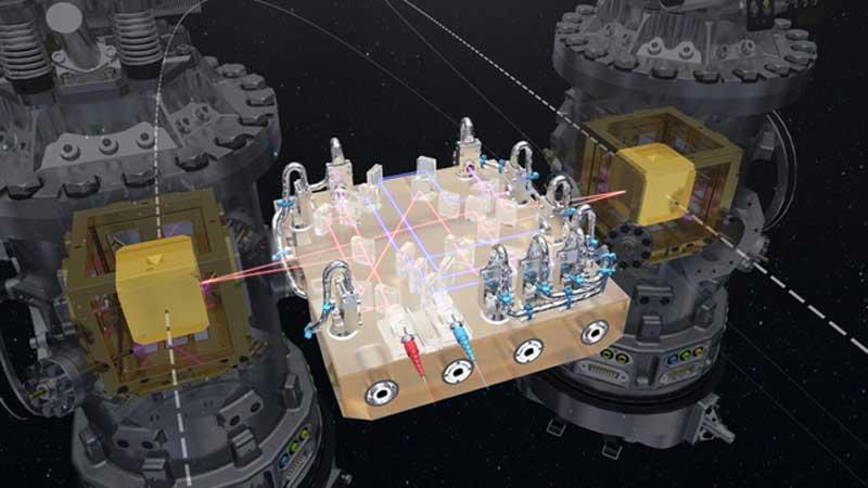 LISA Pathfinder 1
