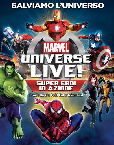 Locandina Marvel Universe Live!_web