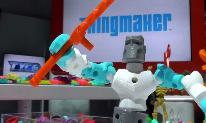 Mattel ThingMaker 2
