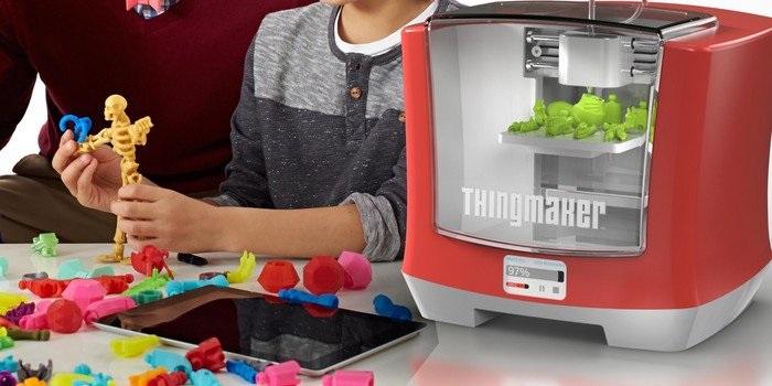 Mattel ThingMaker 3
