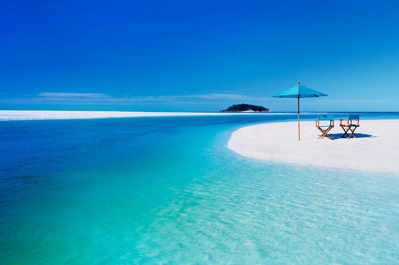 Playa Paraiso a Cuba