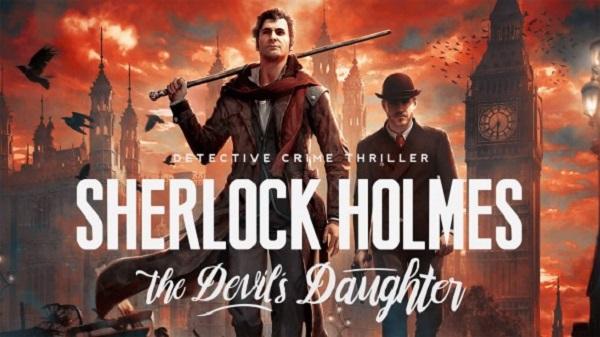 Sherlock Holmes, The Devils Daughter