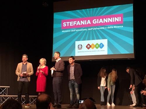 Stefania Giannini Internet Safer Day