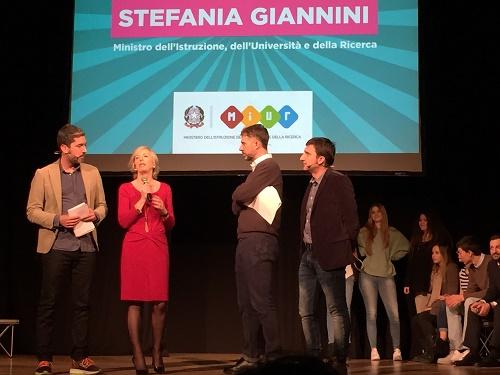 Stefania Giannini Safer